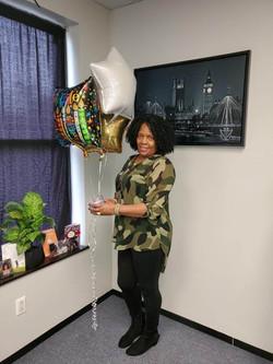 Happy Birthday Mrs. J