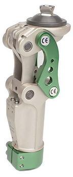S500 4 bar pneumatic knee joint distributed by XPROS.