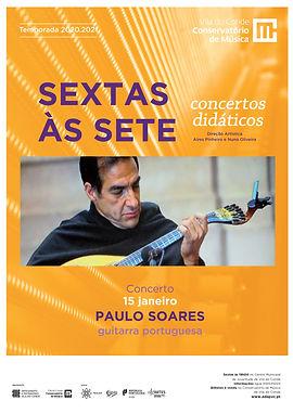 Sextas às sete vertical - Paulo Soares.j