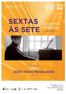 Sextas às sete vertical - João Tiago Mag