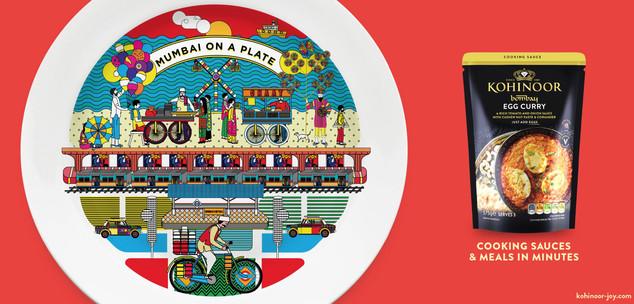 Mumbai on a plate