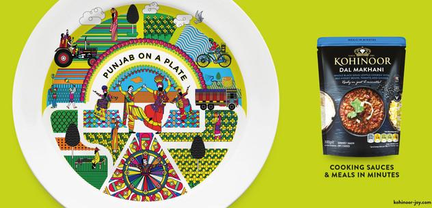 Punjab on a plate