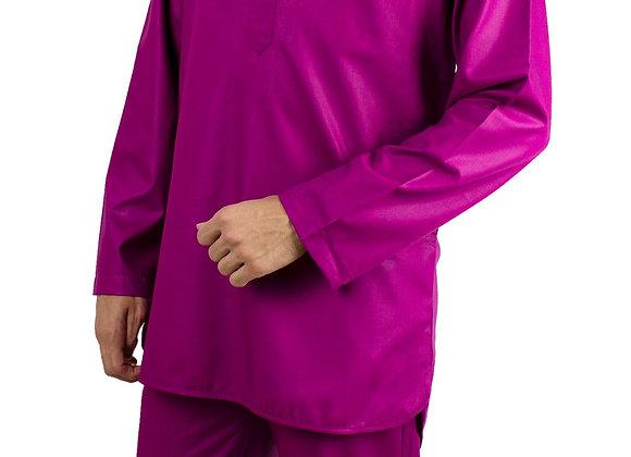 Press-Silk Baju Melayu 2 pieces