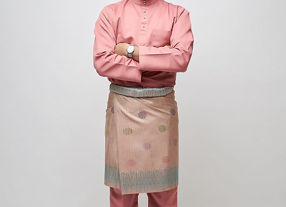Wet/Dry Clean-Baju Melayu 2 pieces