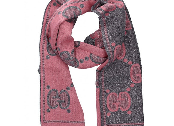 Wet/Dry Clean-Scarf Non-Silk Lady