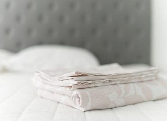Press-(Queen) Bedsheet Household