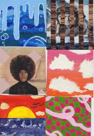 Part1: Julia's Albums