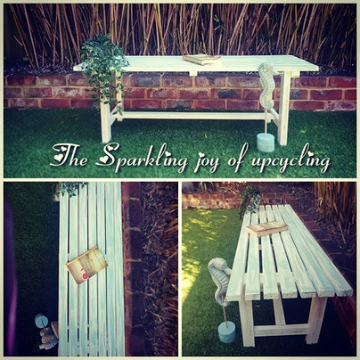 The Sparkling joy of upcycling  Every gr