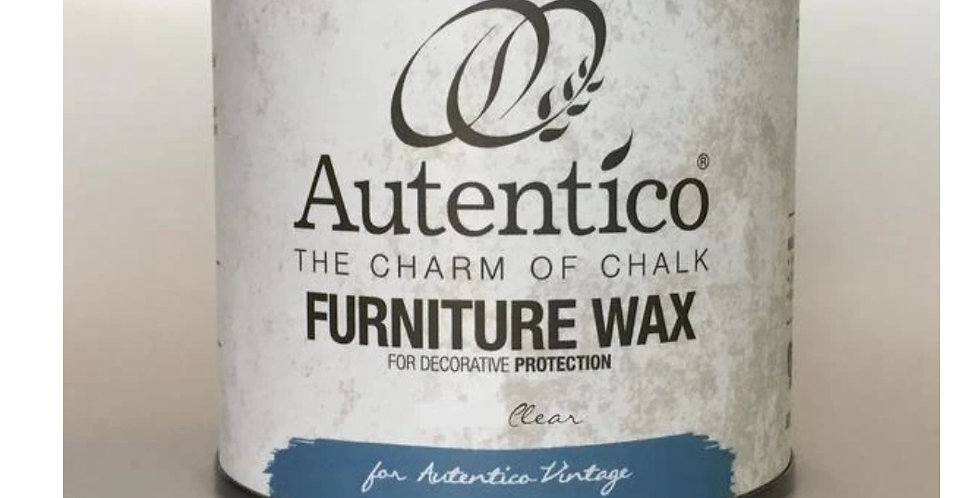 Autentico white wax 250ml