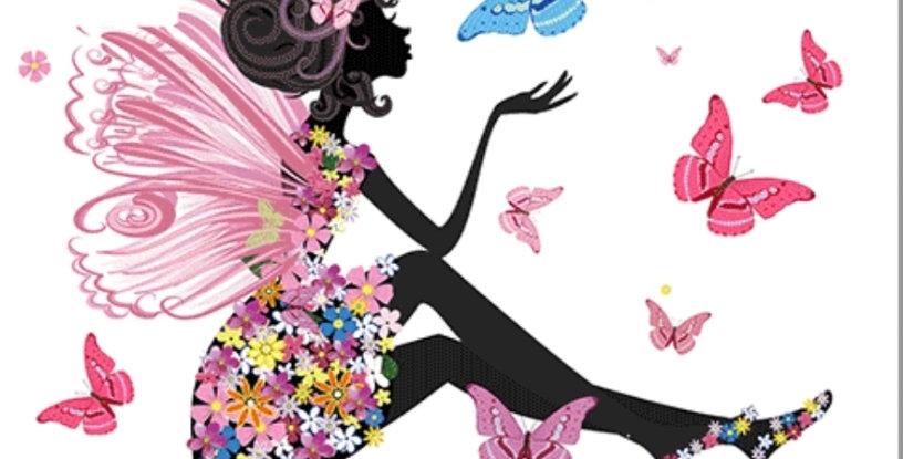 Fairy Decoupage