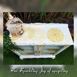 The Sparkling Joy of upcycling  Makeover