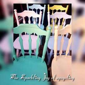 The Sparkling Joy of upcycling  Ready to