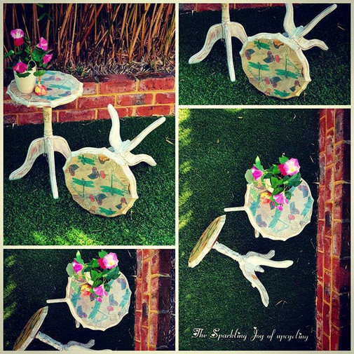 The Sparkling joy of upcycling  I love d