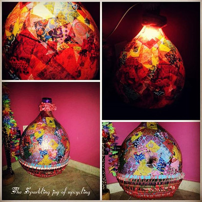 The Sparkling joy of upcycling  One of m