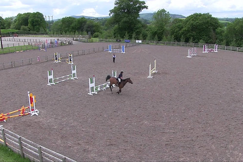 19 April Arena Hire (show jumping only)