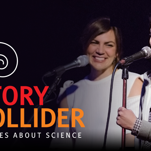 The Story Collider: The Power of Science! hosted by Erin Baker & Nisse Greenberg, featuring: Michelle Tong and more
