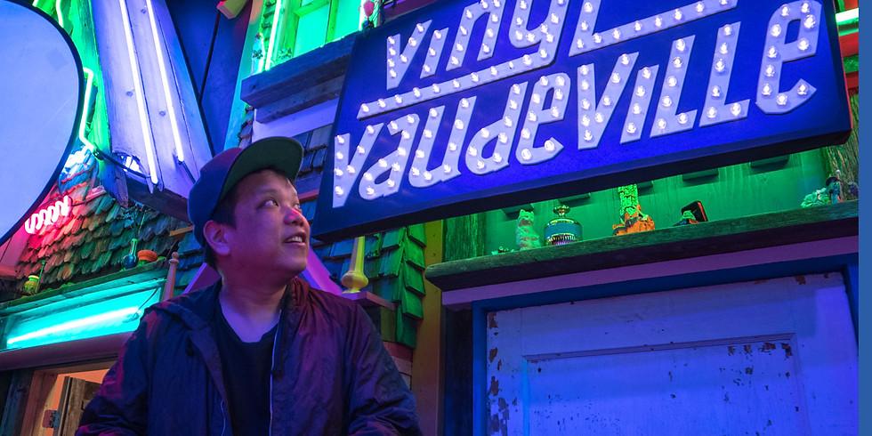 Kid Koala's Vinyl Vaudeville / Adira Amram and the Experience