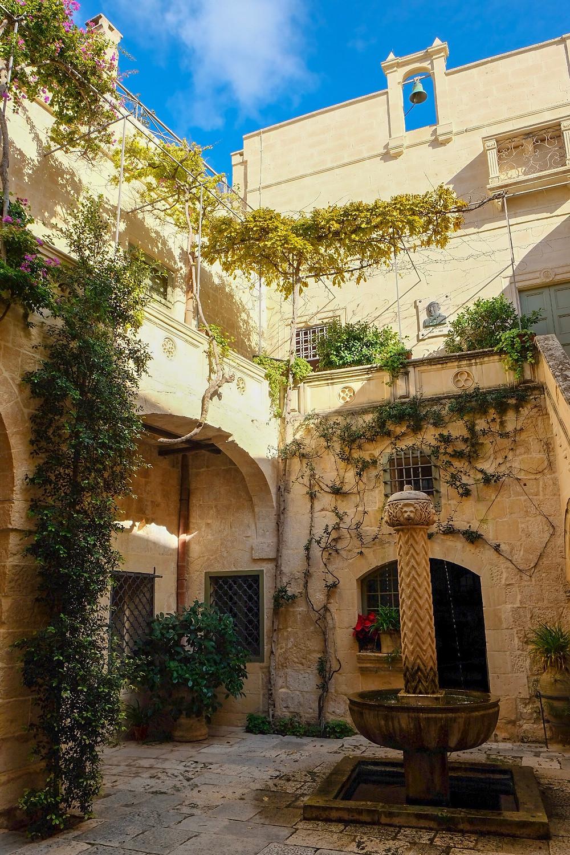Palazzo Falson in Mdina Malta