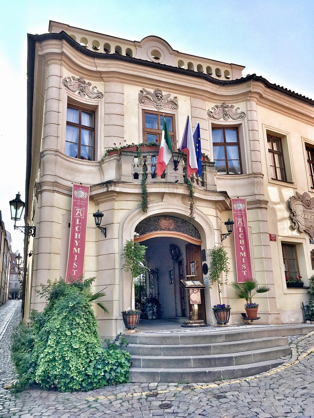 Alchymist Grand Hotel & Spa in Prague