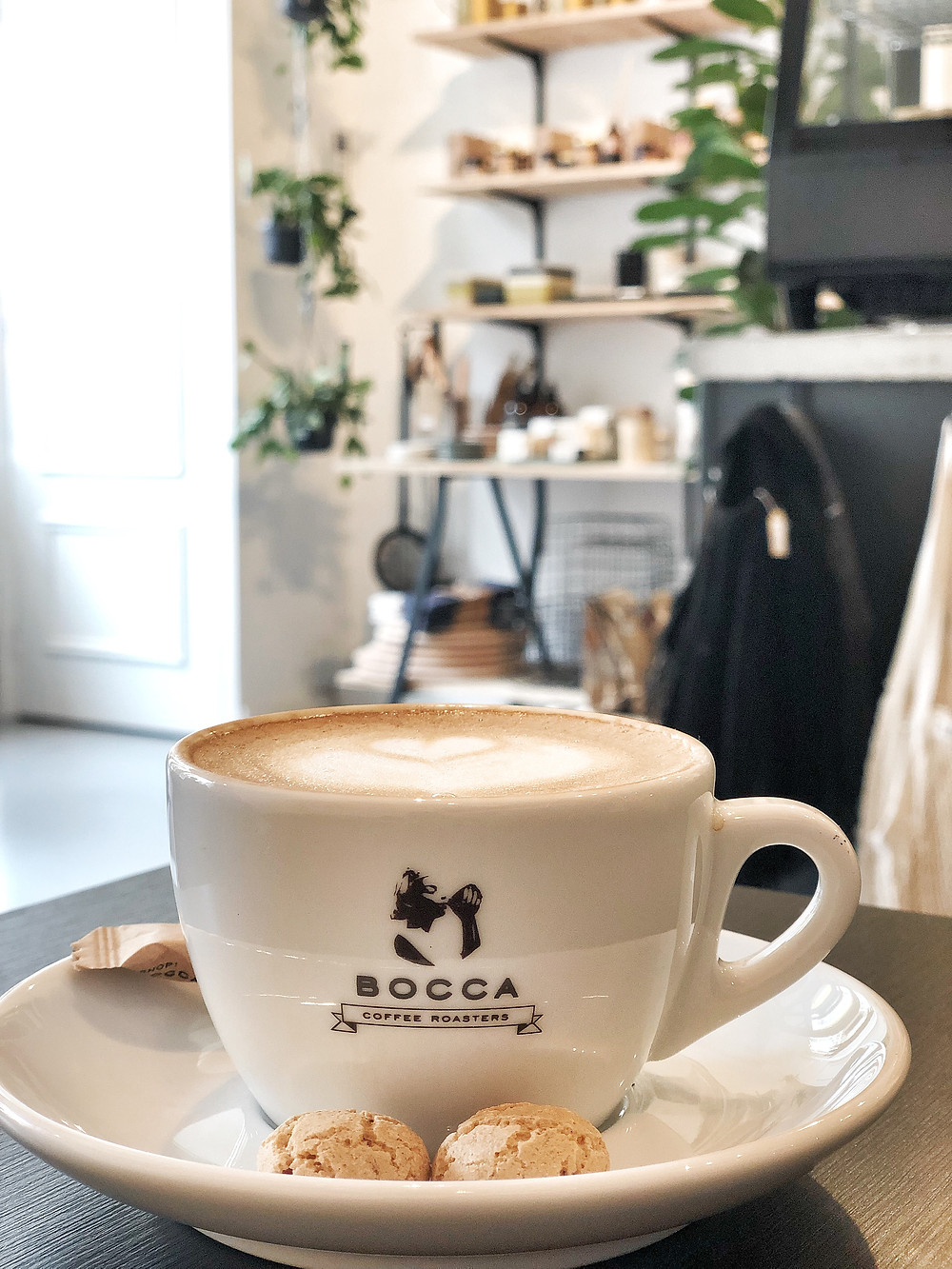Bocca Coffee at Nørd Concept Store, Leeuwarden
