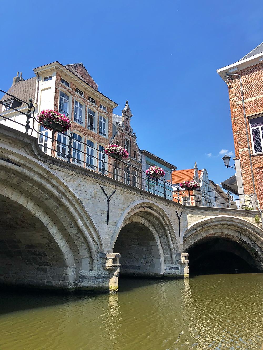 Dijlepad in Mechelen