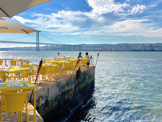 Lisbon: for coffee lovers, foodies and rooftop fans