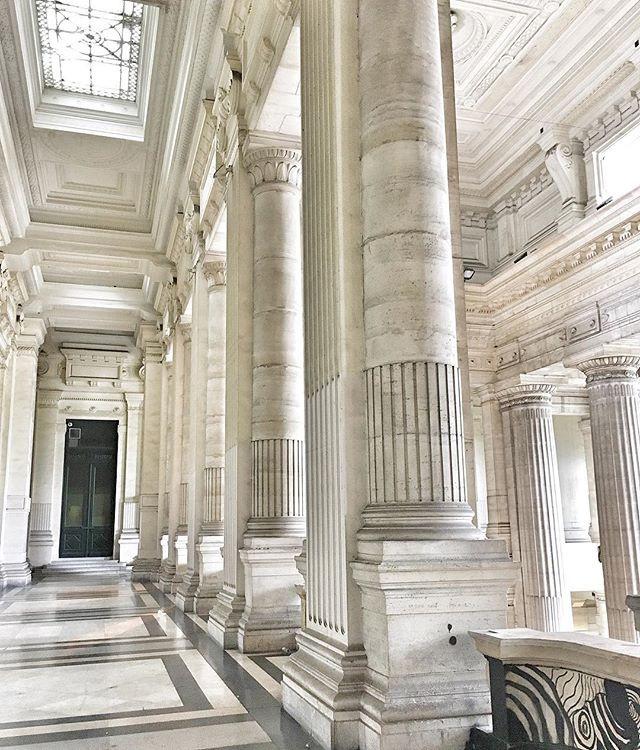 Palais de Justice Brussels