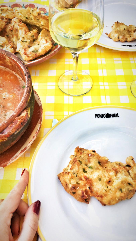 Food at Restaurante Ponto Final in Almada