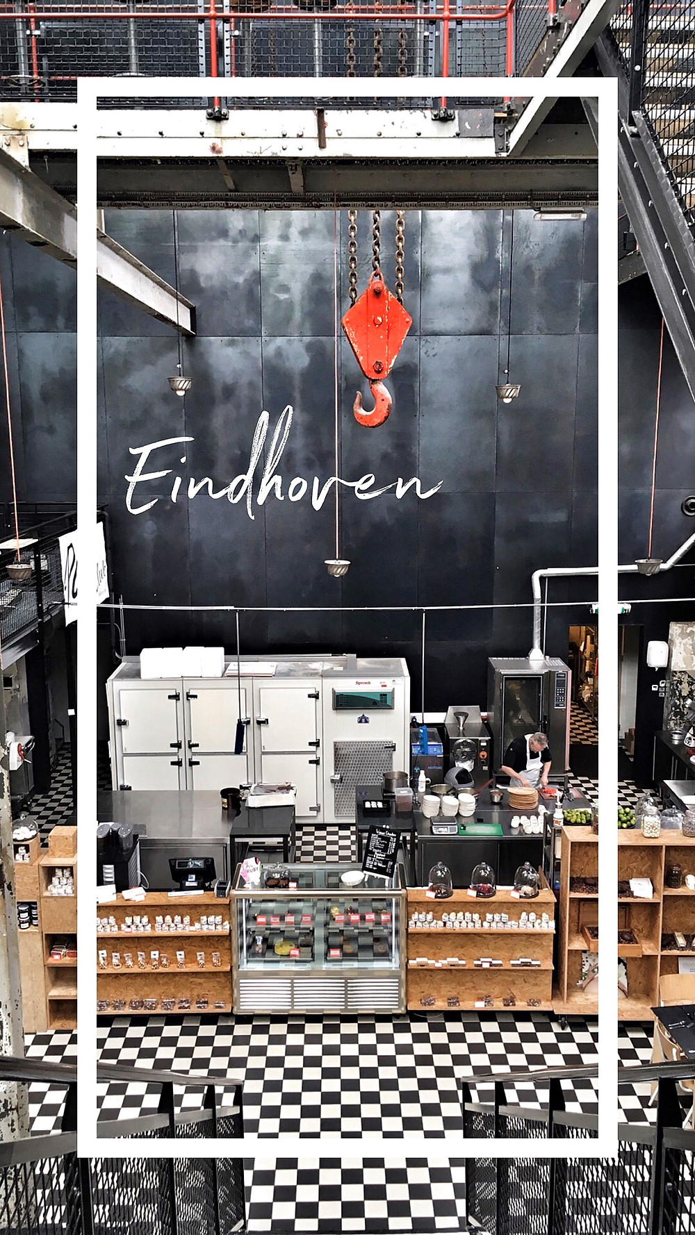 Lonnies Planet Pinterest post of Eindhoven
