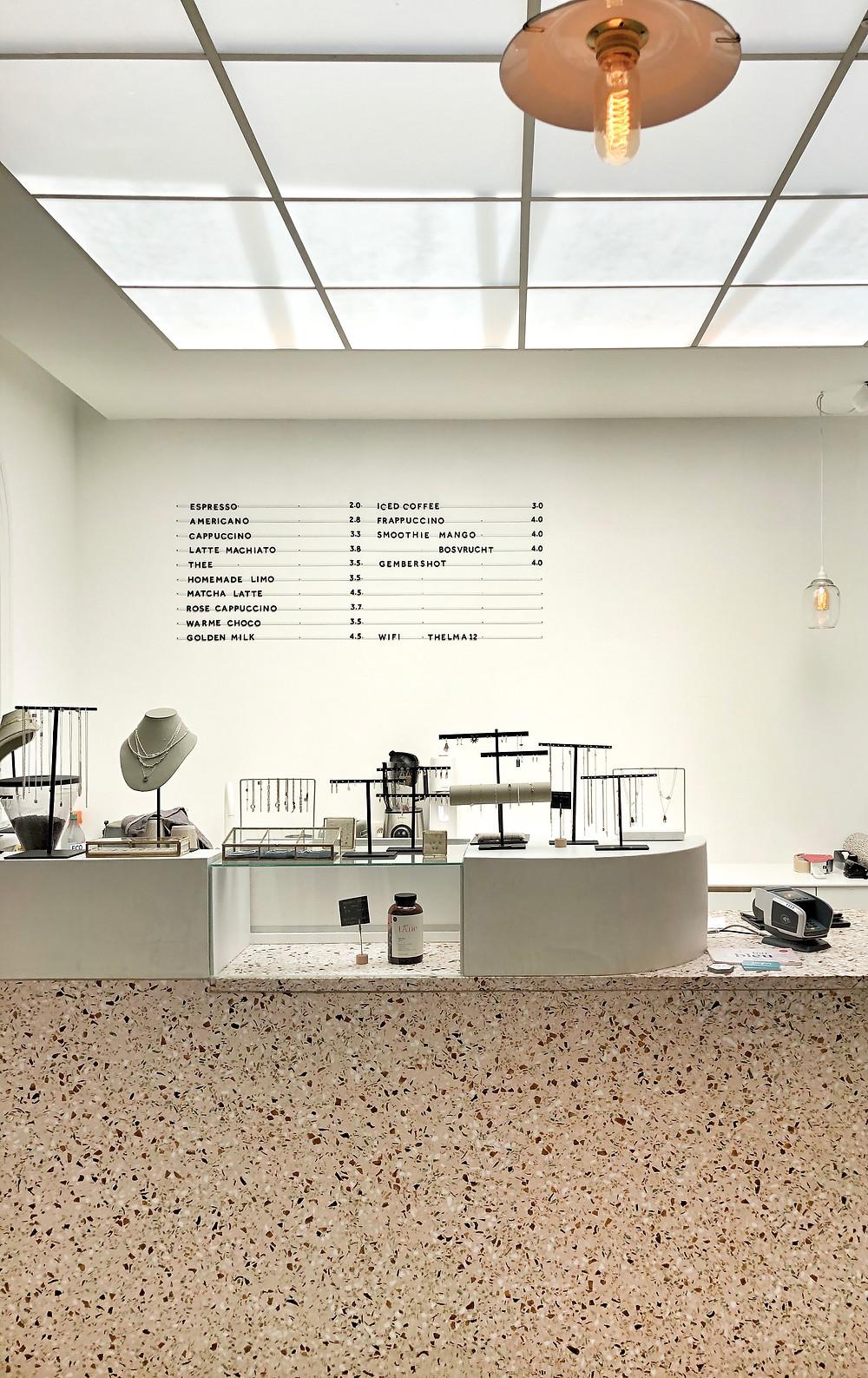 Coffee bar Thelma in Leuven