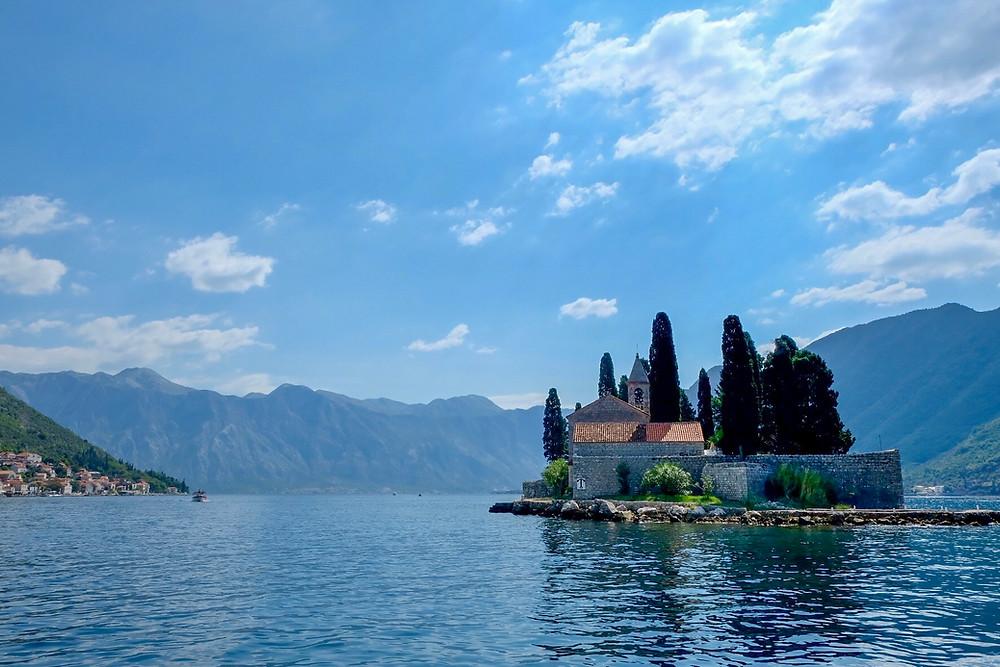 St. George Island Montenegro