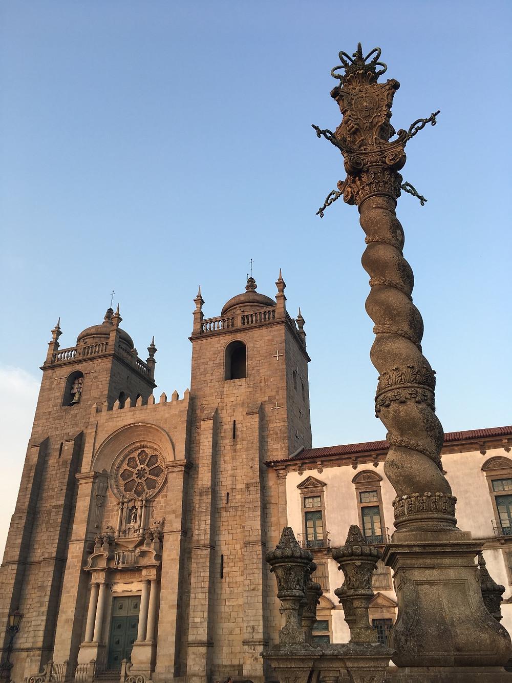 Sé Cathedral in Porto