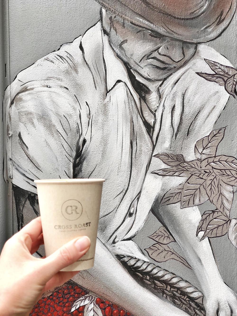 Caffe Mundi coffee Antwerp