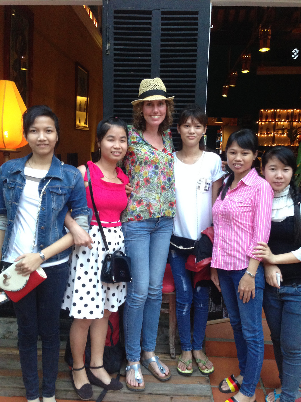 Lonnies Planet in Vietnam