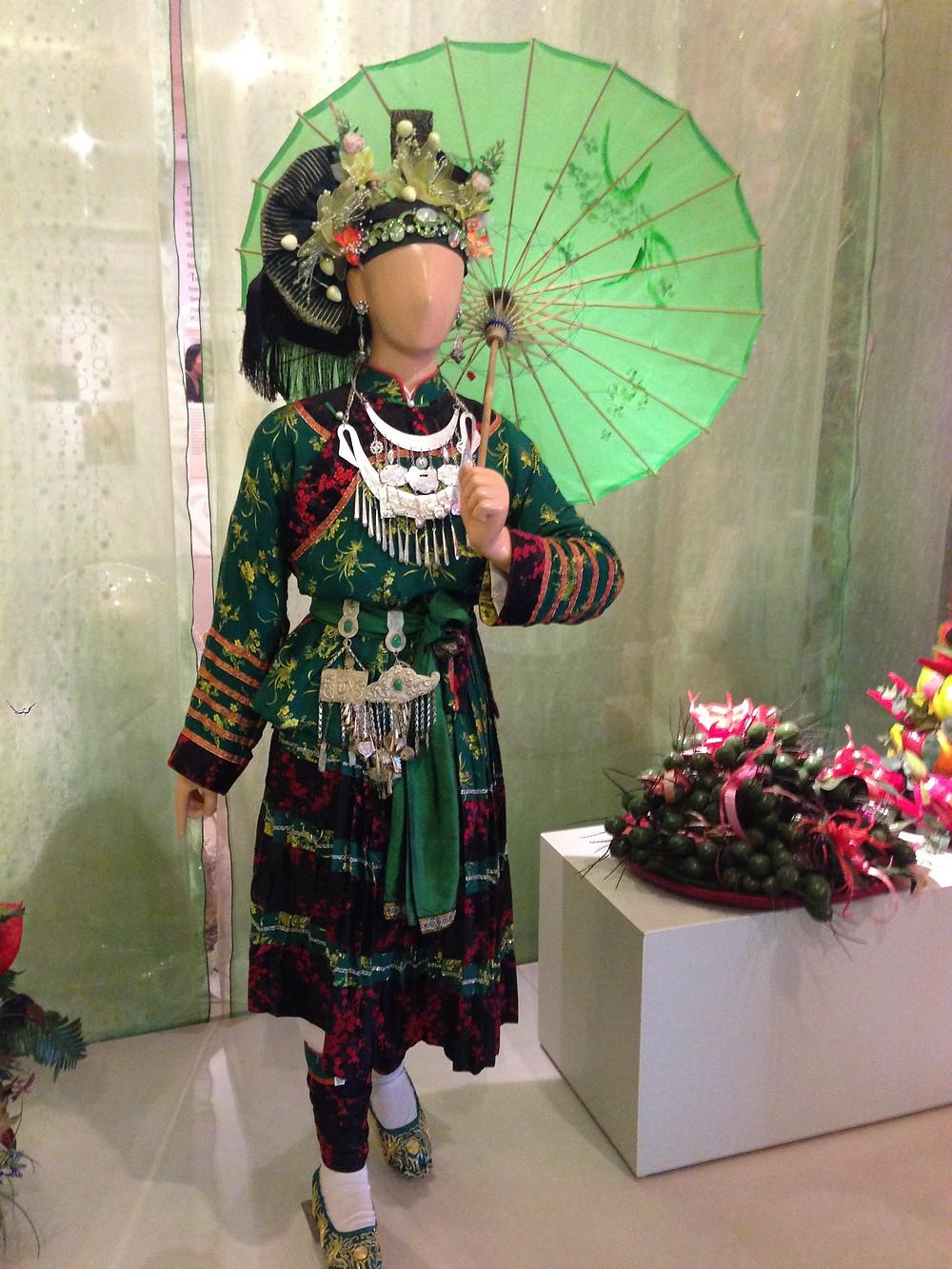 Vietnamese Woman's Museum Hanoi