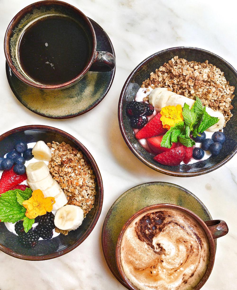 Coffee at Dear Breakfast Lisbon