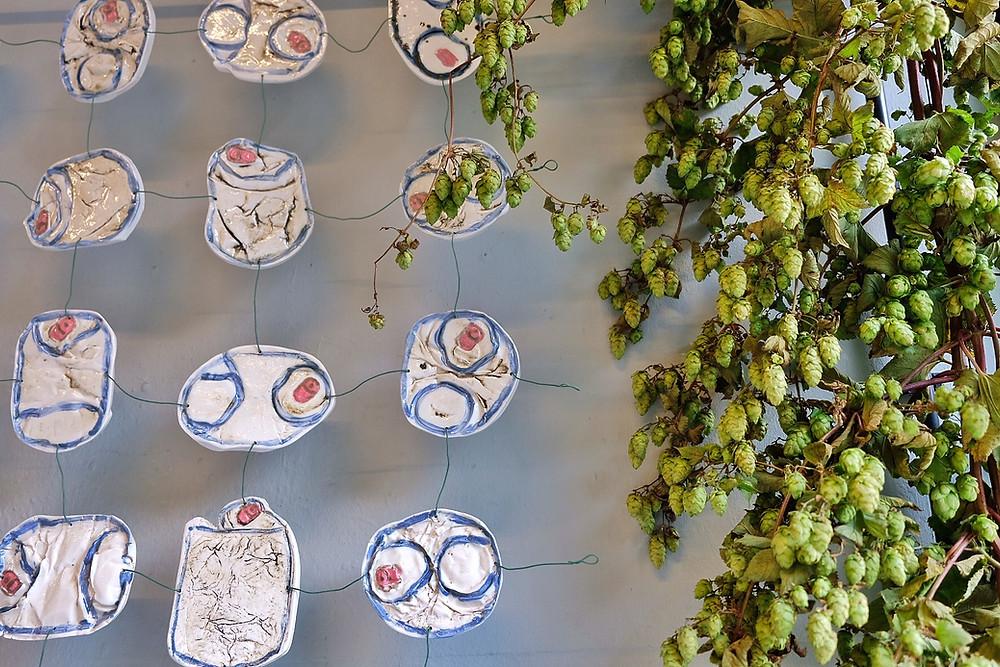 Ceramics by Lies van Huet, Leeuwarden