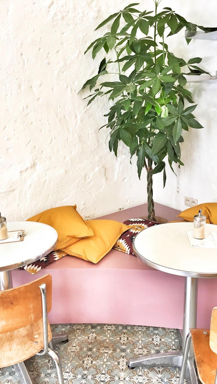 Paco espresso bar in Antwerp