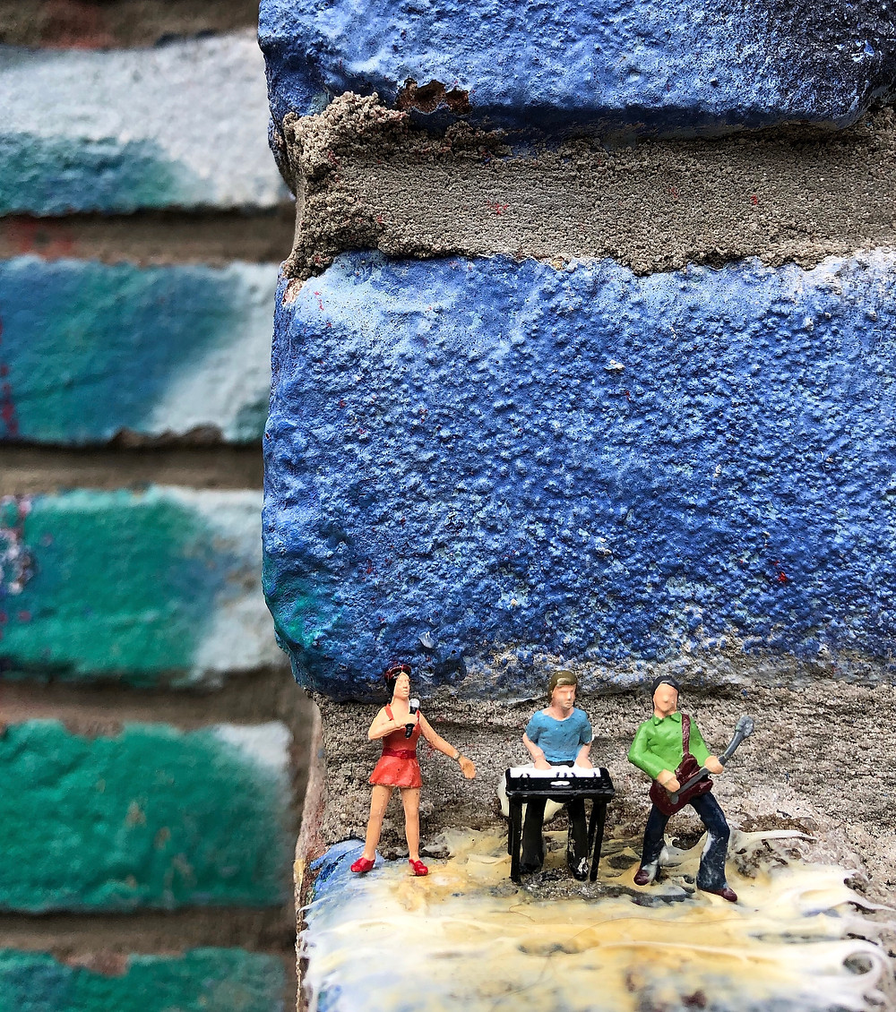 Miniature People of Leeuwarden