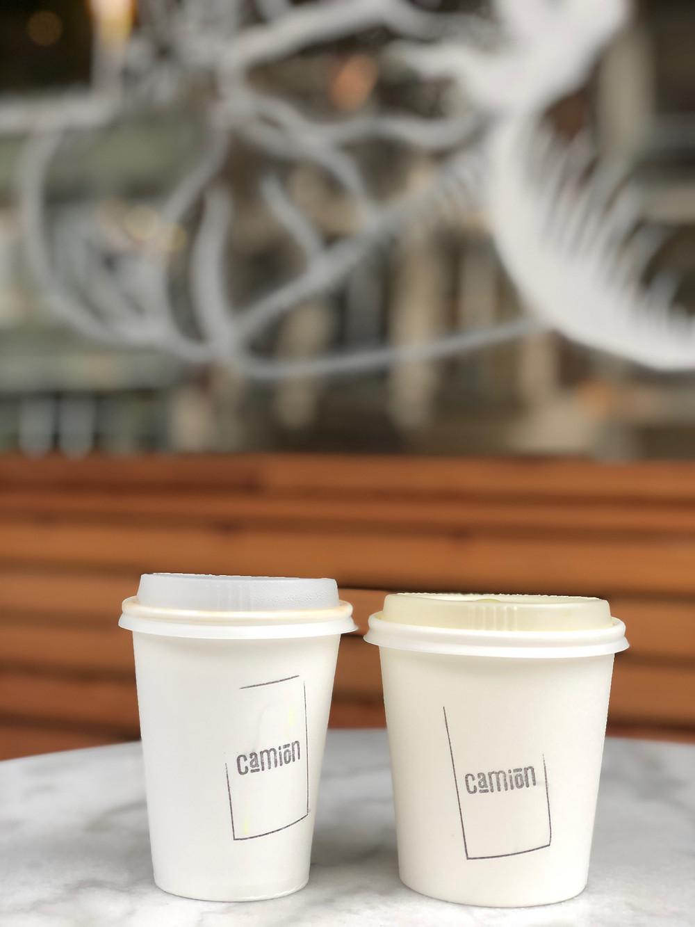 Camion coffee, Antwerp