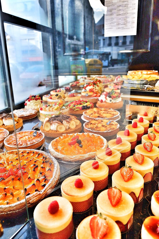 Bakery in Boulogne-sur-Mer Fance