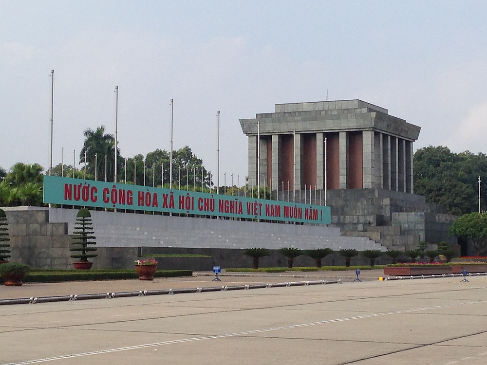 Ho Chi Minh Complex Hanoi, Vietnam