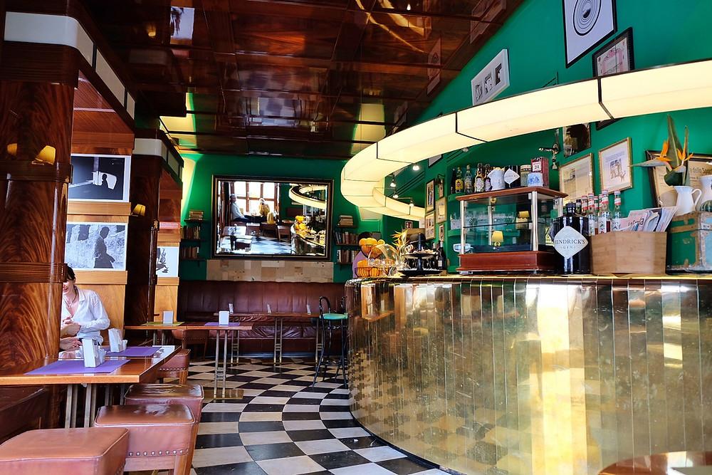 Café James Joyce Trieste
