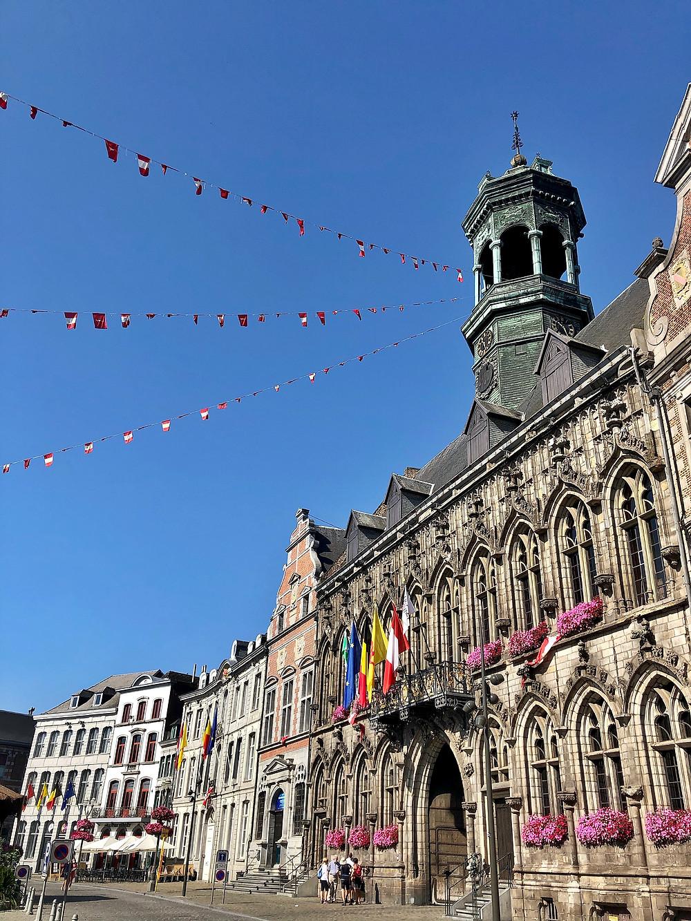 Town Hall Mons Belgium
