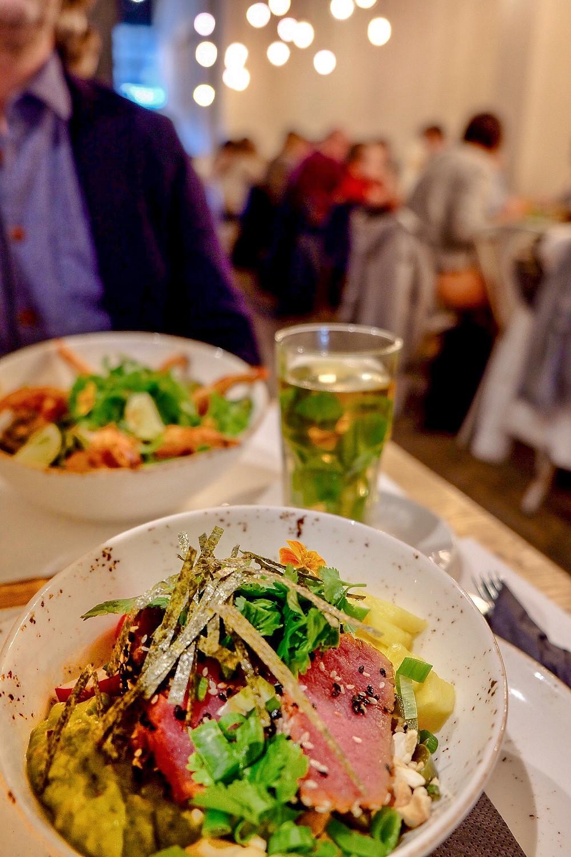 Lunch at NOMAD in Bruges