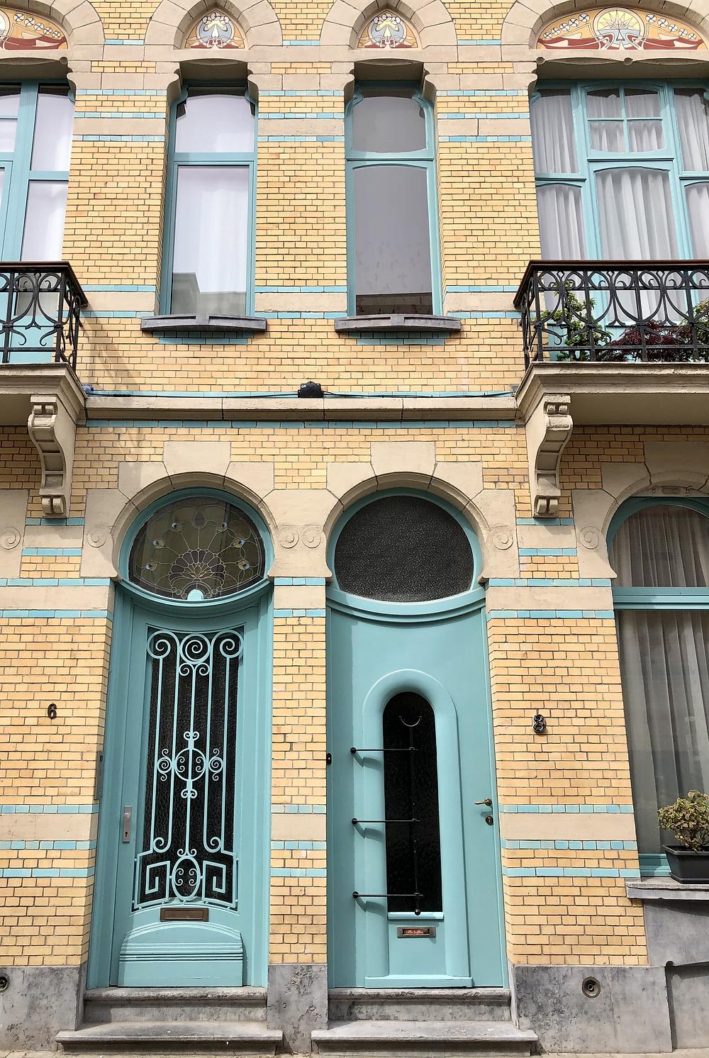 Art Deco buildings in Sint-Niklaas