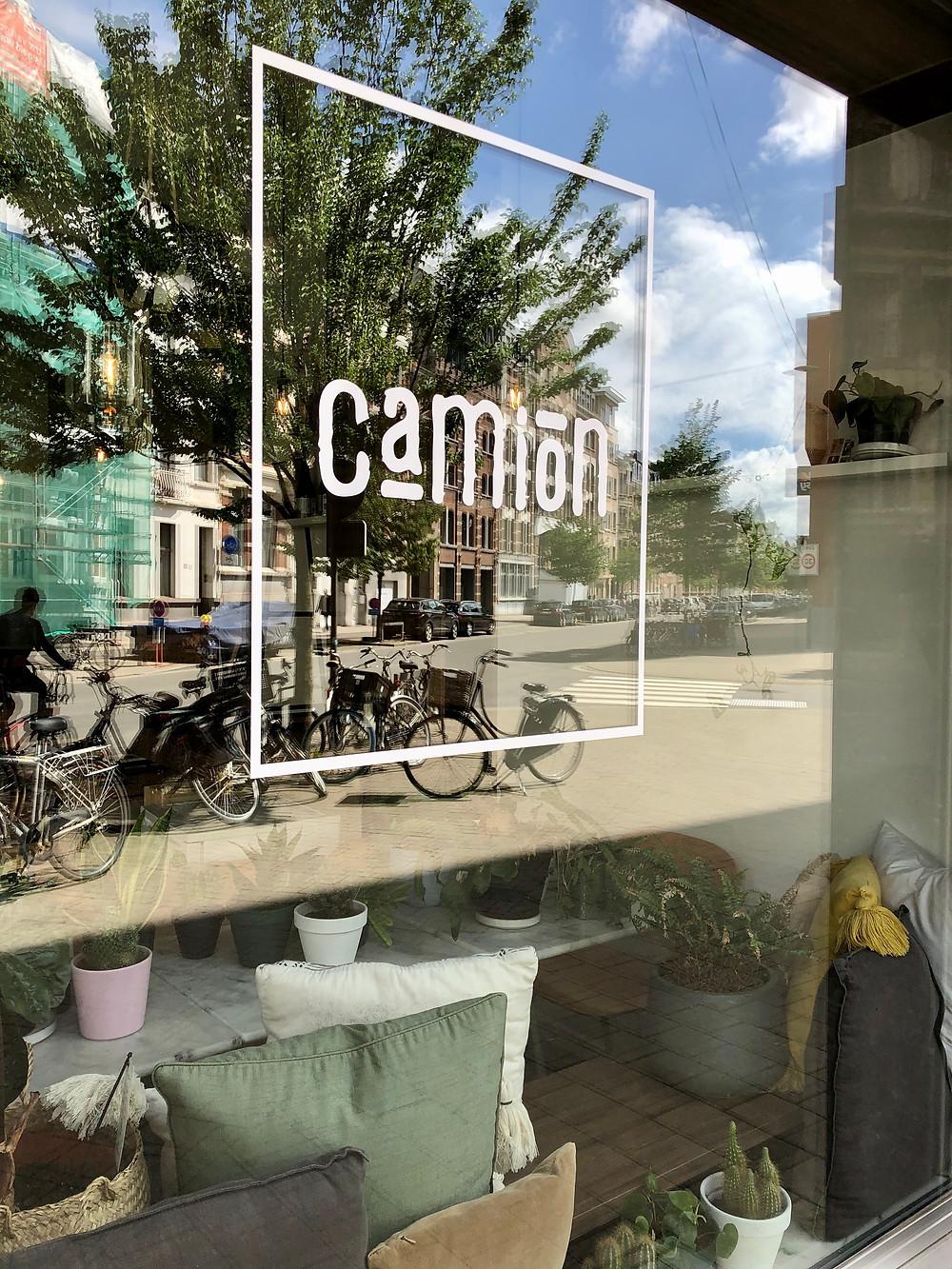 Camion Antwerp