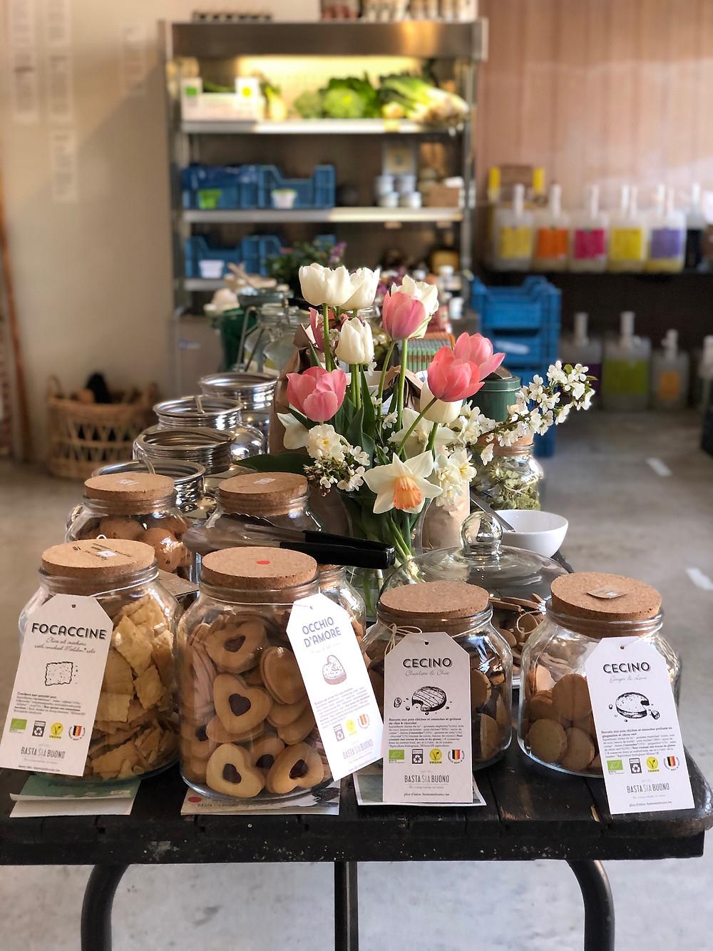Cookies at Lara Mora Sint-Niklaas