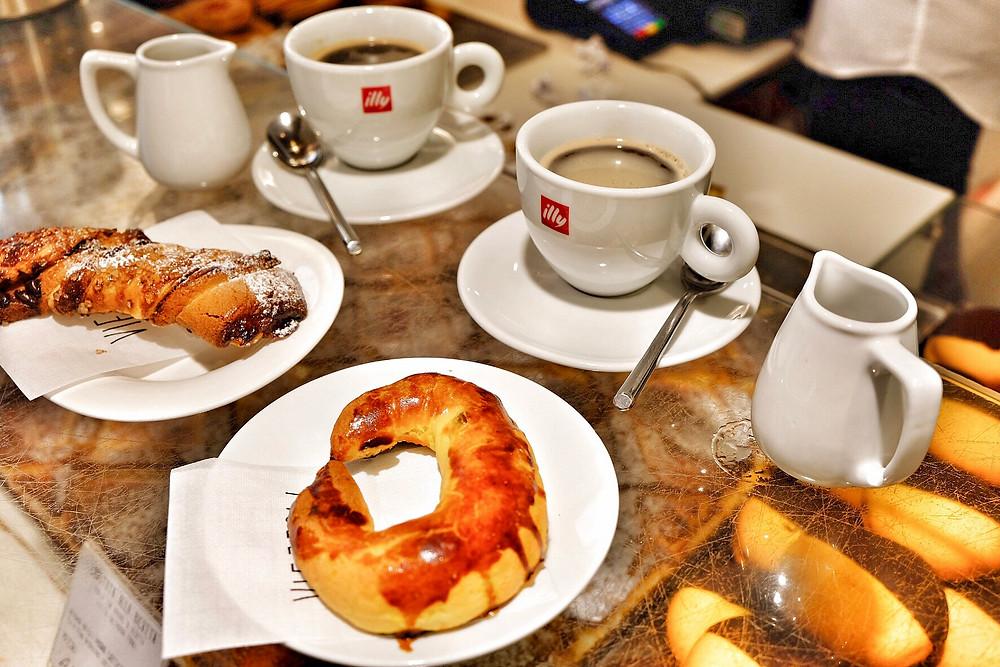 Illy Coffee Trieste