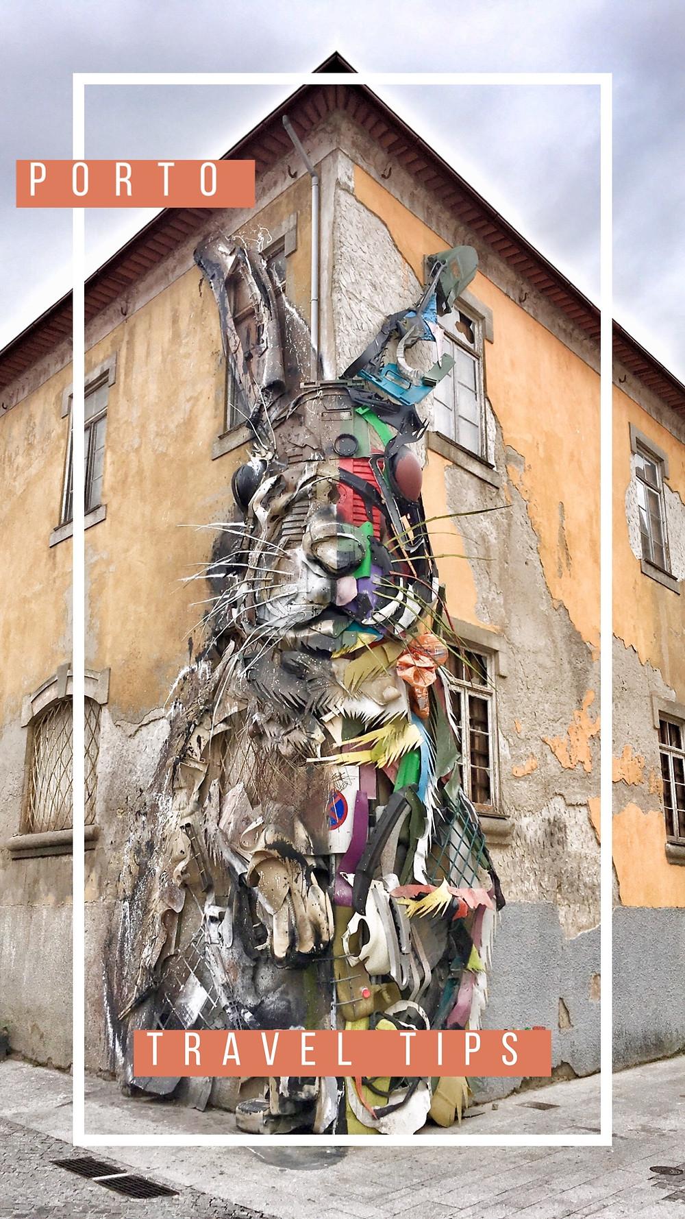 Lonnies Planet Pinterest post of Porto